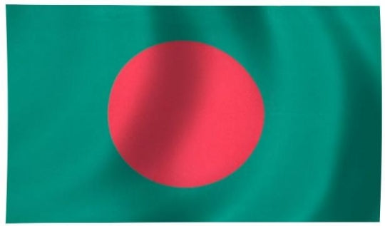 Bangladesh Indoor Flag for sale