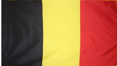 Belgium Indoor Flag for sale