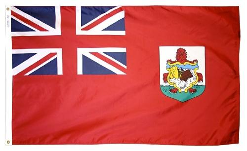 Bermuda Outdoor Flag