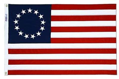 Betsy Ross Outdoor Flags - Shop Betsy Ross Flags - 13 Star Flags
