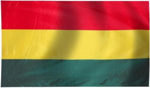 Bolivia Indoor Flag for sale
