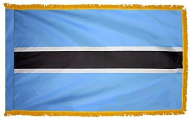 Botswana Indoor Flag