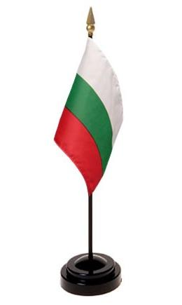 Mini Bulgaria Flag for sale