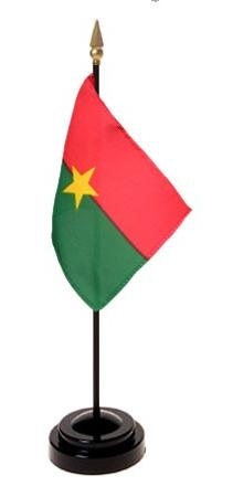 Mini Burkina Faso flag for sale