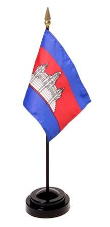 Mini Cambodia Flag for sale