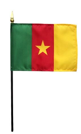 Mini Cameroon Flag for sale