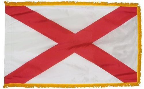 Alabama Indoor/Parade Flag