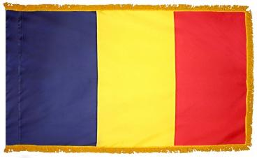 Chad Indoor Flag for sale