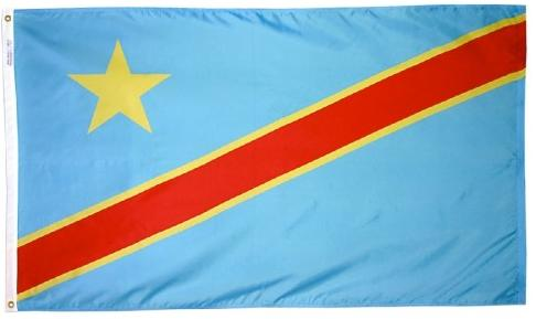 Congo Outdoor Flag for Sale