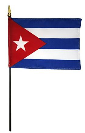 Mini Cuba Flag for sale
