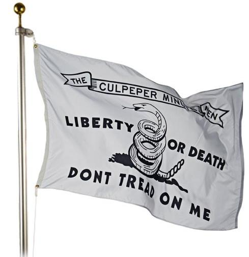 Culpeper Minute Men Flag for sale