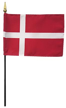 Mini Denmark Flag for sale