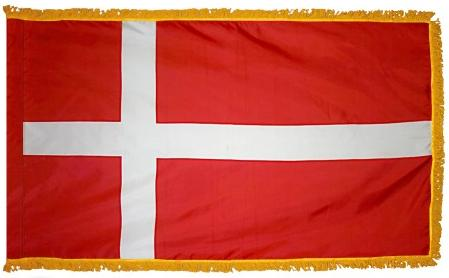Denmark Indoor Flag for sale