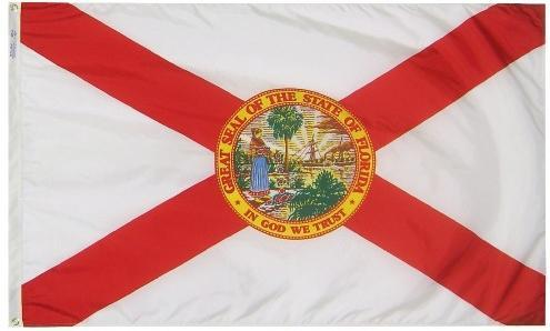 Florida Flag For Sale - Commercial Grade Outdoor Flag - Made in USA