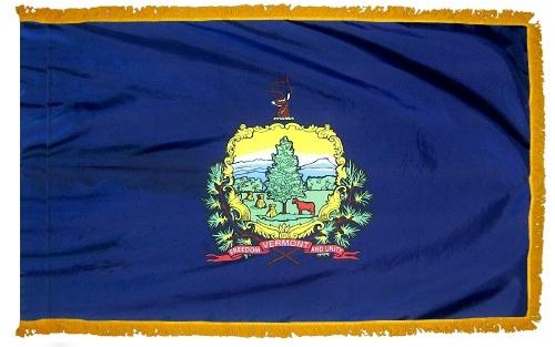 Vermont Indoor Flag