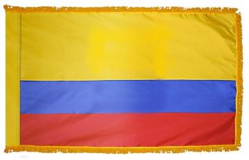 Ecuador No Seal Indoor Flag for sale