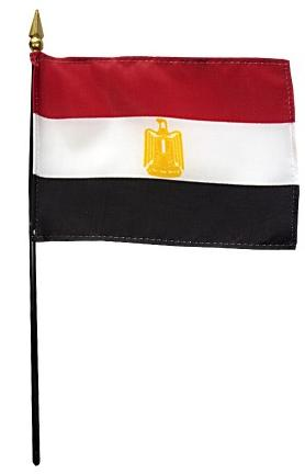Mini Egypt Flag for sale