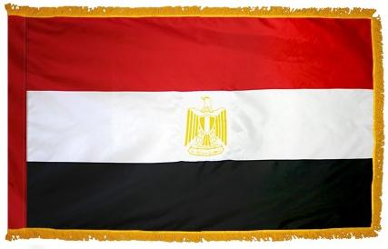 Egypt Indoor Flag for sale