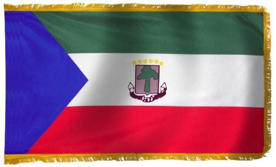 Equatorial Indoor Flags for sale
