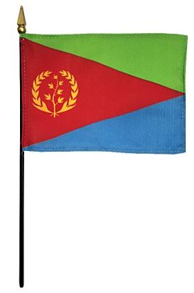 Mini Eritrea Flag for sale