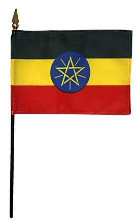 Mini Ethiopia Flag for sale