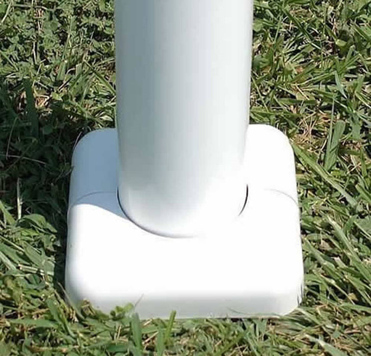 Split Flash Collar for 20'-40' Fiberglass Flagpoles