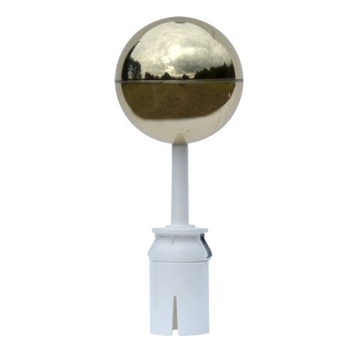 Ball Style Truck Top for Fiberglass Flagpole