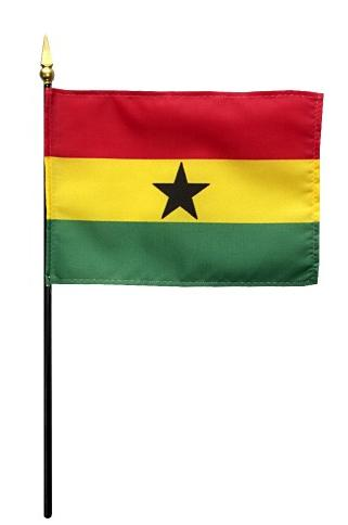 Mini Ghana Flag for sale