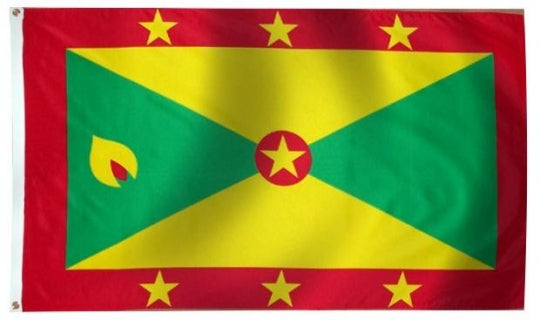 grenada outdoor flag for sale