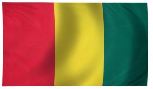 Guinea Indoor Flag for sale