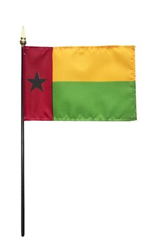 Mini Guinea-Bissau Flag for sale