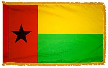 Guinea-Bissau Indoor Flag for sale