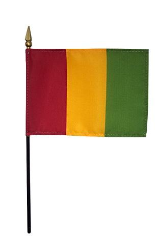 Mini Guinea Flag for sale