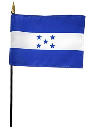 Mini Honduras Flag for sale