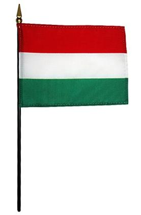Mini Hungary Flag for sale