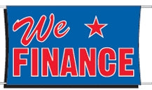 We Finance Banner | We Finance Banners