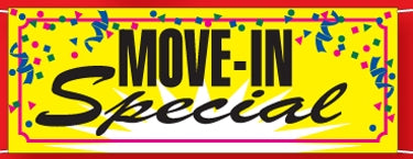 Move in Special Banner | Move In Banner
