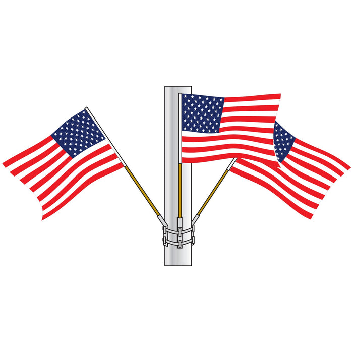 US Cluster Flags