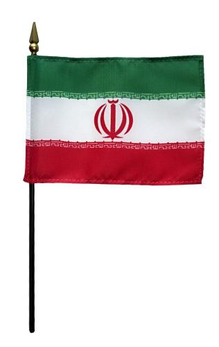 Mini Iran Flag for sale