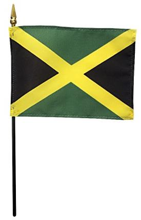 Mini Jamaica Flag for sale