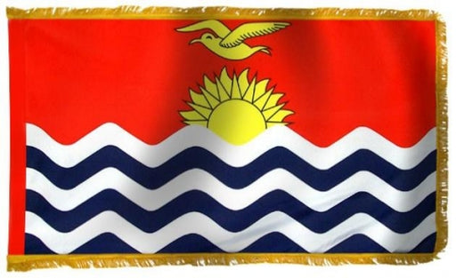 Kiribati Indoor Flag