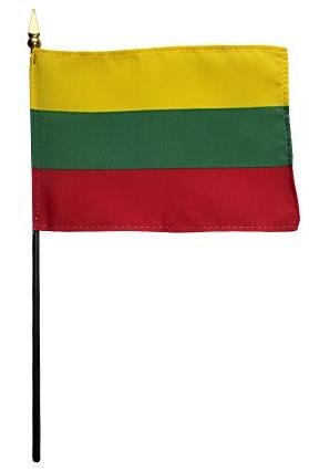 Mini Lithuania Flag for sale