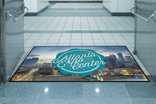 DigiPrint HD Indoor Logo Mat