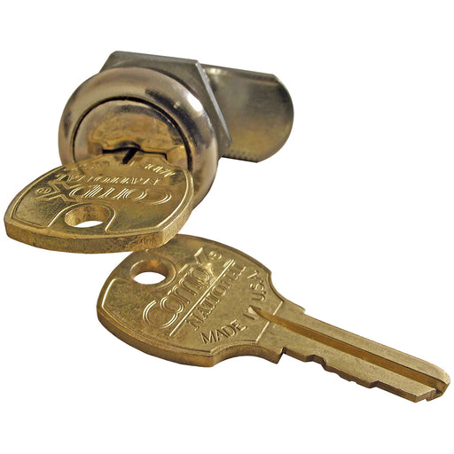 Lock & Keys for Internal Halyard Doors