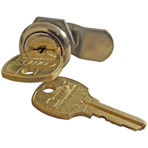 Lock & Keys for Door & Frame Unit