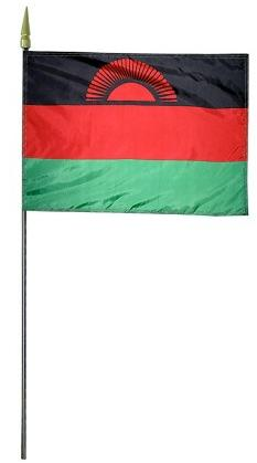 Mini Malawi Flag for sale