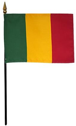 Mini Mali Flag for sale