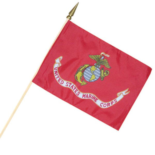 Marine Corp Cemetery Flag for Sale