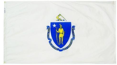 Massachusetts Outdoor Flag for Sale - Flags made in USA - Flagman of America