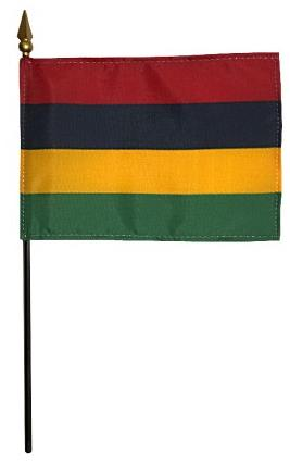 Mini Mauritius Flag for sale